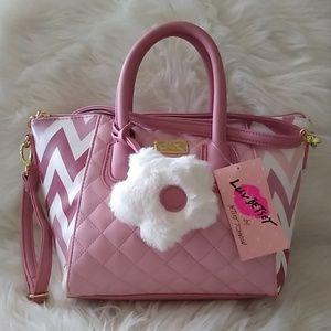 💗 Clearance Sale Luv Betsey Johnson satchel bag💗